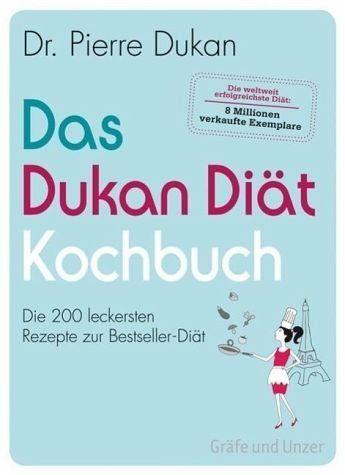 Broschiertes Buch »Das Dukan Diät Kochbuch«