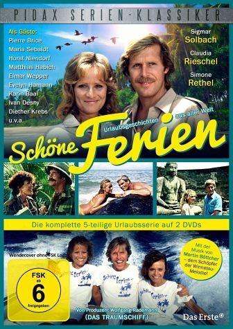 DVD »Schöne Ferien (2 Discs)«