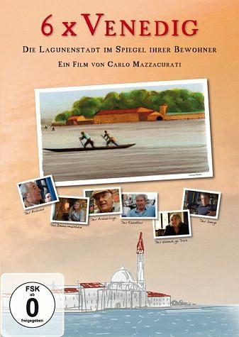 DVD »6 x Venedig (OmU)«