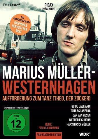 DVD »Marius Müller-Westernhagen - Aufforderung zum...«