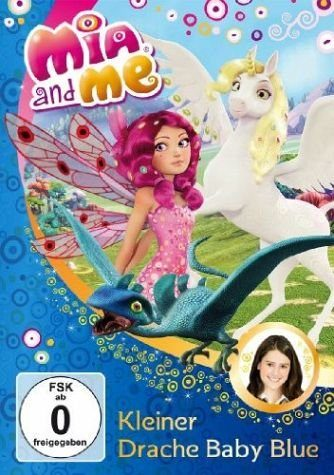 DVD »Mia and Me - Kleiner Drache Baby Blue«