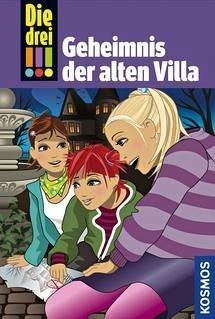 Gebundenes Buch »Geheimnis der alten Villa / Die drei...«