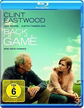 Blu-ray »Back in the Game«