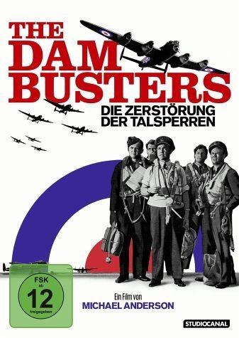 DVD »The Dam Busters - Die Zerstörung der Talsperren«