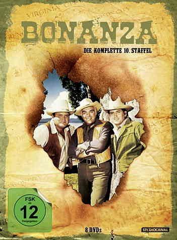 DVD »Bonanza - Die komplette 10. Staffel (8 Discs)«