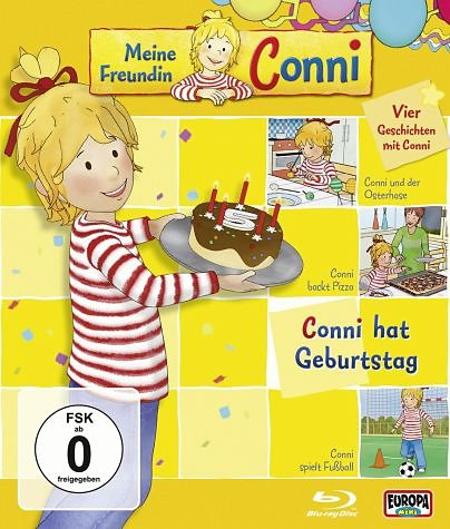 Blu-ray »Meine Freundin Conni - Conni hat Geburtstag«