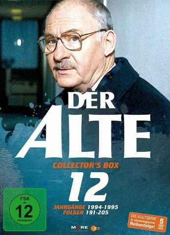 DVD »Der Alte - Collector's Box Vol. 12 (Folgen...«