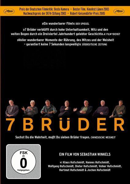 DVD »7 Brüder«