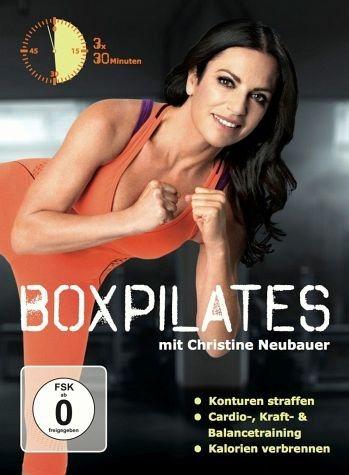 DVD »Boxpilates mit Christine Neubauer«