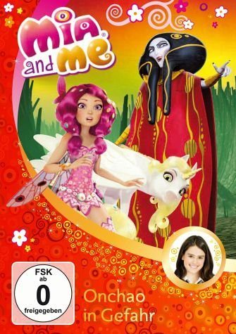 DVD »Mia and Me - Onchao in Gefahr!«