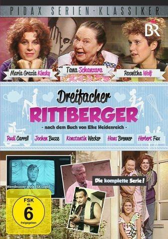 DVD »Dreifacher Rittberger«