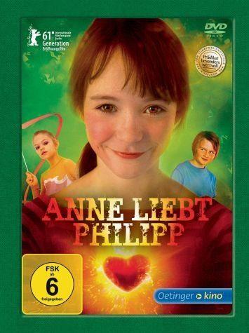 DVD »Anne liebt Philipp (nur für den Buchhandel)«