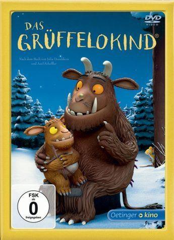 DVD »Das Grüffelokind«