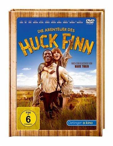 DVD »Die Abenteuer des Huck Finn (nur für den...«