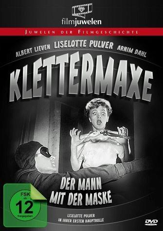 DVD »Klettermaxe - Der Mann mit der Maske«