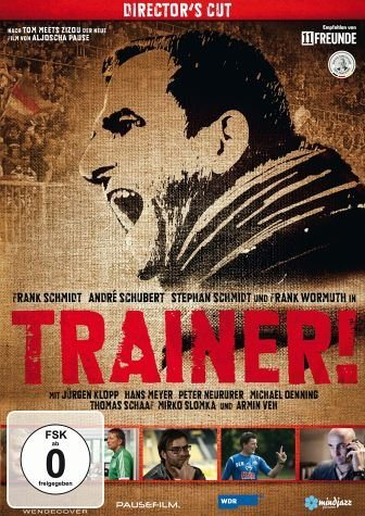Blu-ray »Trainer! (Director's Cut)«