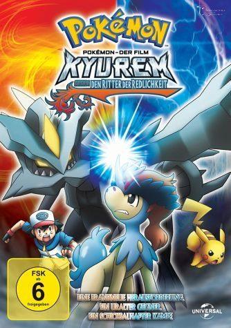 DVD »Pokémon - Der Film: Kyurem gegen den Ritter...«