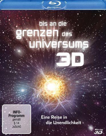 Blu-ray »Bis an die Grenzen des Universums (Blu-ray 3D)«