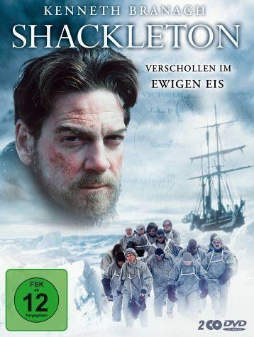 DVD »Shackleton - Verschollen im ewigen Eis (2 Discs)«
