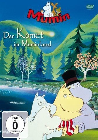 DVD »Der Komet im Muminland / Die Mumins Bd.2«