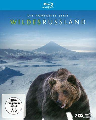 Blu-ray »Wildes Russland (2 Discs)«