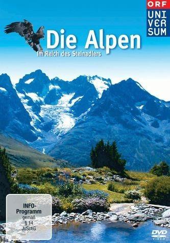DVD »Die Alpen - Im Reich des Steinadlers«