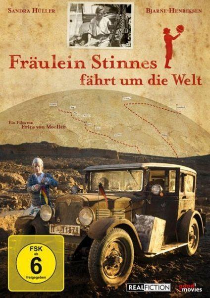 DVD »Fräulein Stinnes fährt um die Welt«