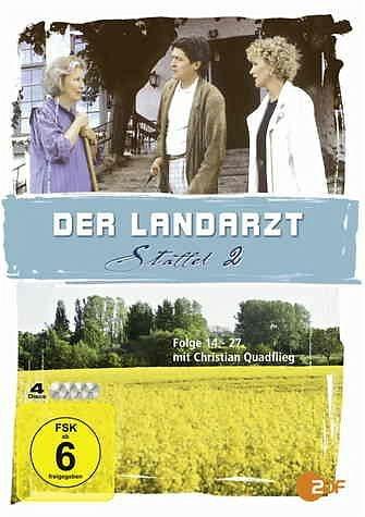 DVD »Der Landarzt - Staffel 02 (4 Discs)«