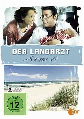 DVD »Der Landarzt - Staffel 11 (3 Discs)«