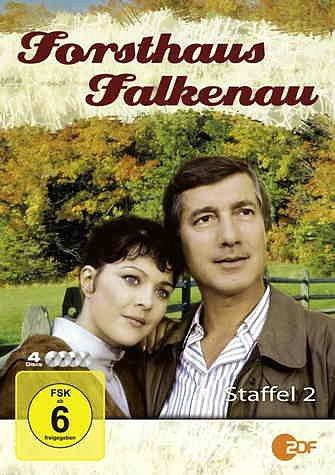 DVD »Forsthaus Falkenau - Staffel 02 (4 Discs)«