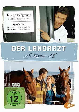 DVD »Der Landarzt - Staffel 18 (3 Discs)«