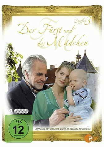 DVD »Der Fürst und das Mädchen - Staffel 3 (4 Discs)«