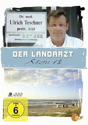 DVD »Der Landarzt - Staffel 12 (3 Discs)«