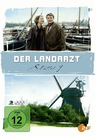 DVD »Der Landarzt - Staffel 09 (3 Discs)«