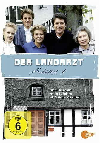 DVD »Der Landarzt - Staffel 01 (4 Discs)«