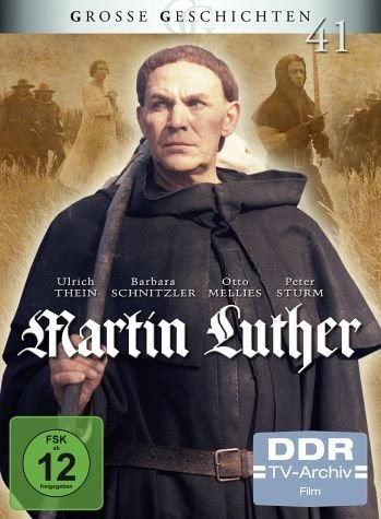 DVD »Martin Luther (3 Discs)«