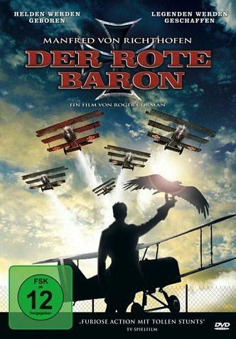 DVD »Der Rote Baron - Manfred von Richthofen«