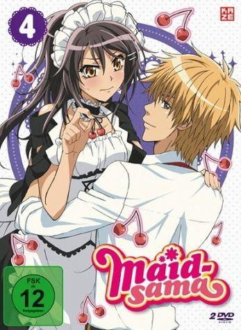 DVD »Maid-sama - Box Vol. 4 (2 Discs)«