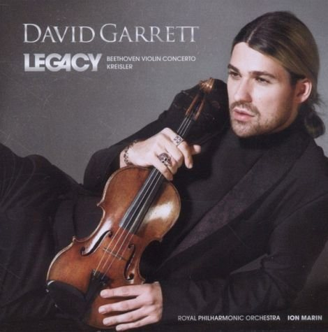 Audio CD »David Garrett: Legacy«