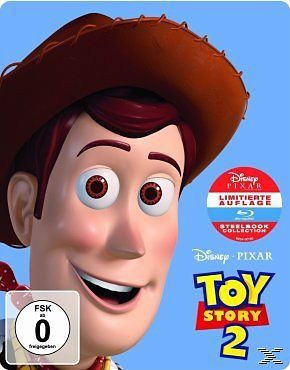 Blu-ray »Toy Story 2 (Limited Steelbook Collection)«