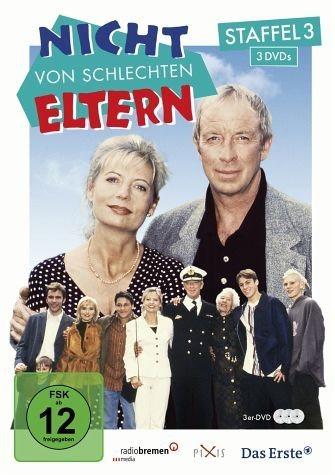 DVD »Nicht von schlechten Eltern - Staffel 3 (3 DVDs)«