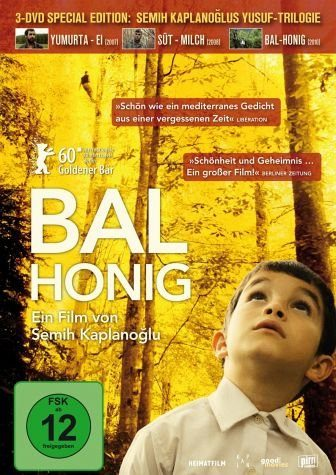 DVD »Bal - Honig (Special Edition, 3 Discs)«