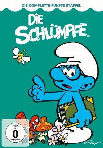 DVD »Die Schlümpfe - Die komplette fünfte Staffel...«