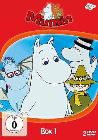 DVD »Die Mumins - Box 1 (2 Discs)«