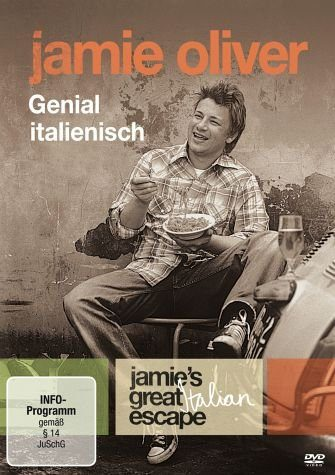 DVD »Jamie Oliver - Genial italienisch: Jamie's...«