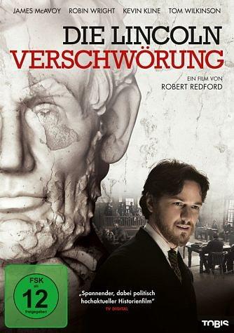 DVD »Die Lincoln Verschwörung«