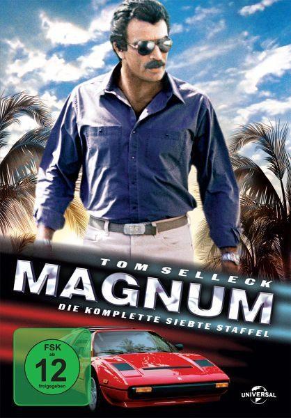 DVD »Magnum - Season 7 (6 DVDs)«