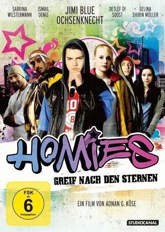 DVD »Homies - Greif nach den Sternen«