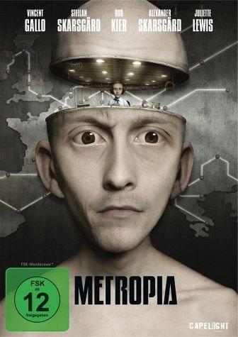 DVD »Metropia«