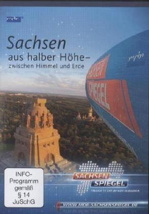 DVD »Sachsen aus halber Höhe - Zwischen Himmel und...«